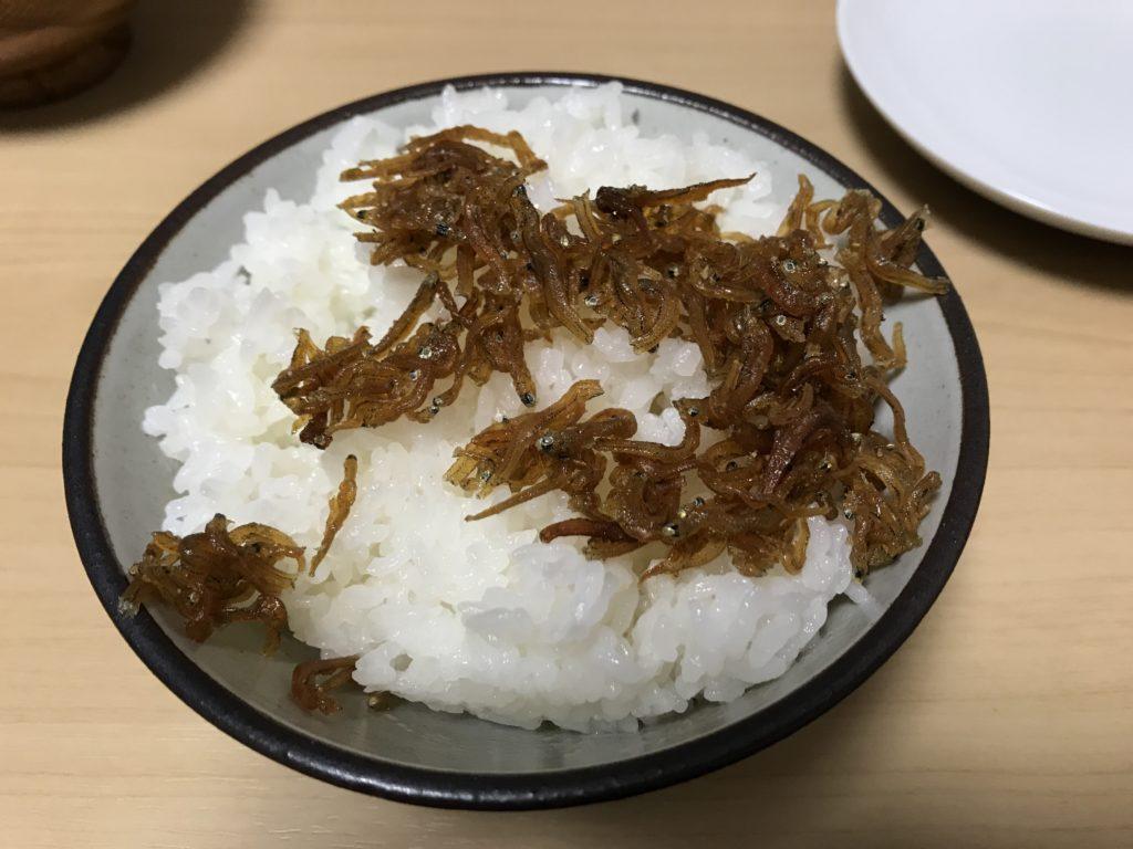 小林市の返礼品のお米を炊いた