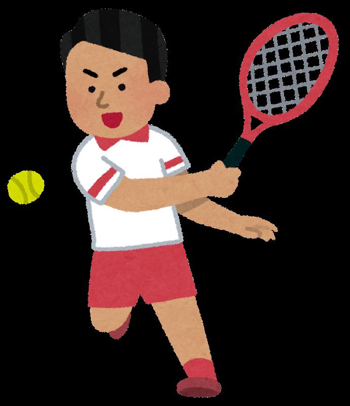 敗者のゲーム:プロのテニスプレーヤー
