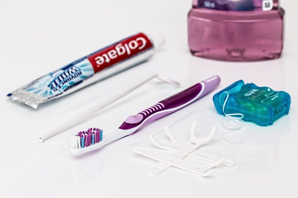 口臭対策デンタルケア:歯ブラシ編