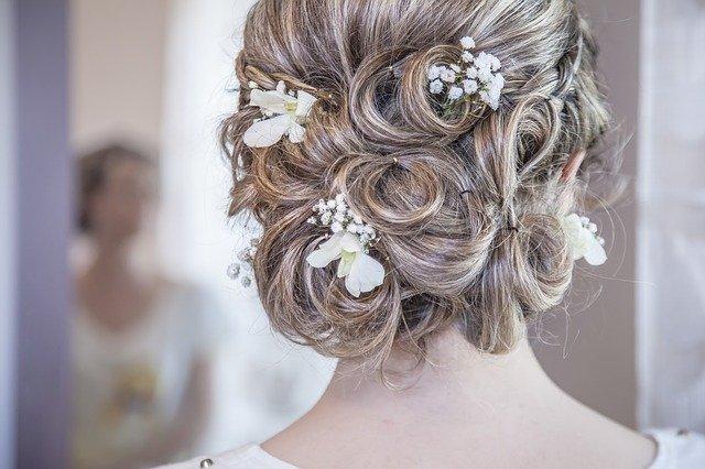結婚式の美容