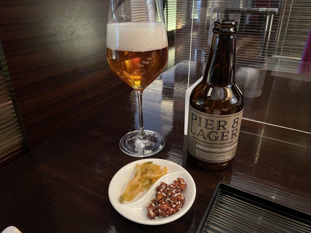 インターコンチオリジナルのビール