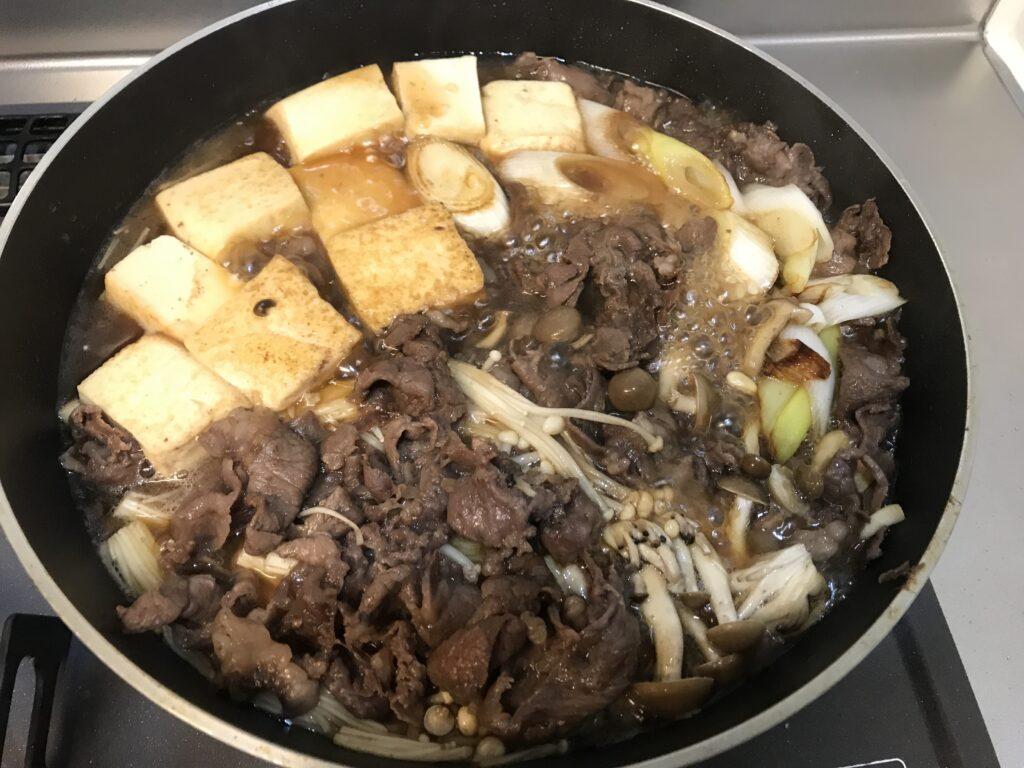 武雄市の和牛で作る肉どうふ