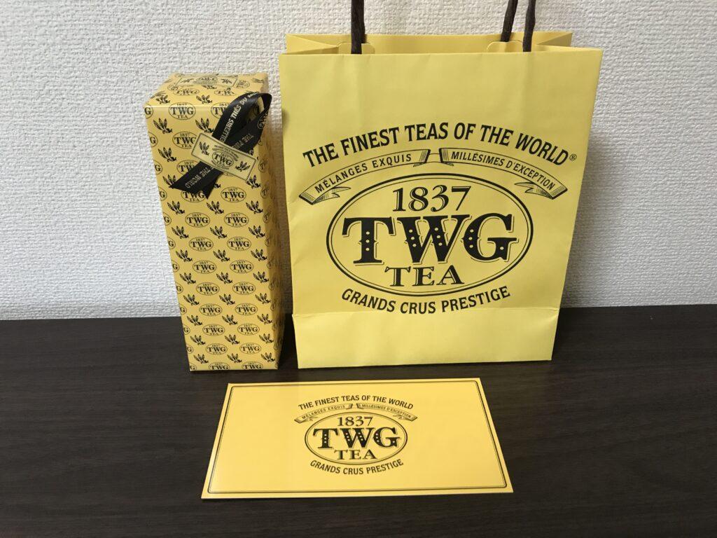 徹底比較 TWGの美味しい紅茶はプレゼントに最適!オススメ9選:プレゼント